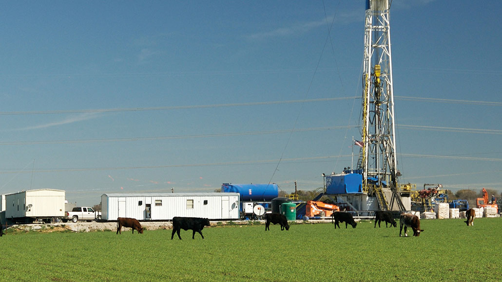 The Cheyene rig