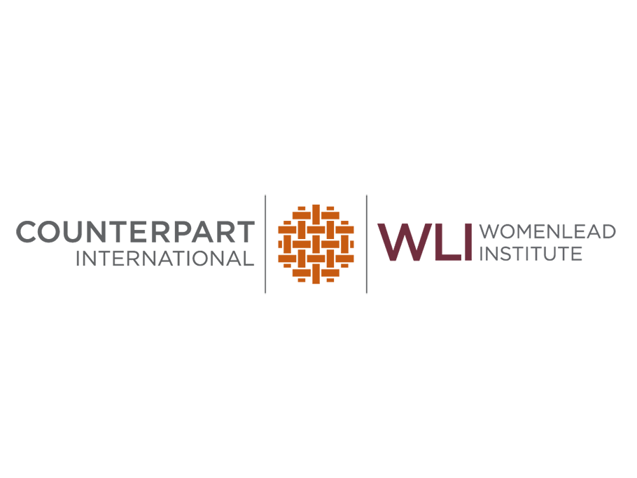 Counterpart and WomenLead cobrand logo