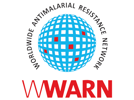 worldwide antimalarial resistance network logo