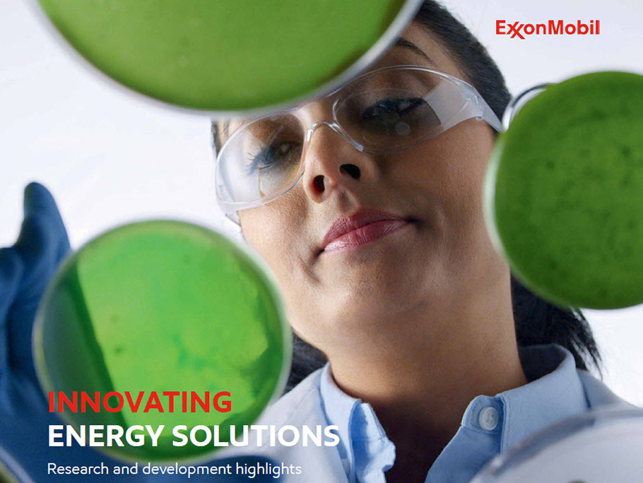 Innovating energy solutions: Research and development highlights 2019 cover