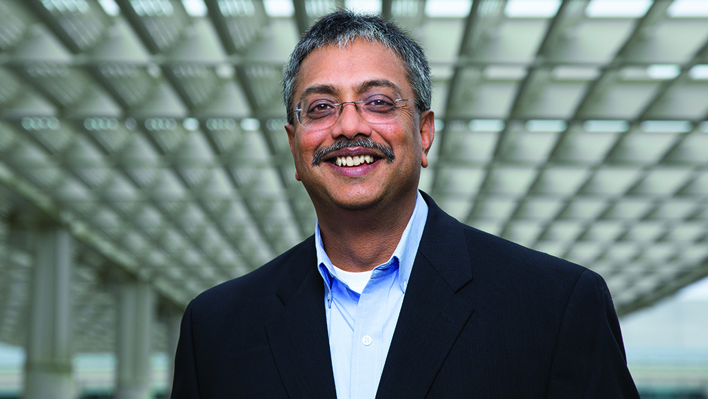 Vijay Swarup, vice president of research and development at ExxonMobil.