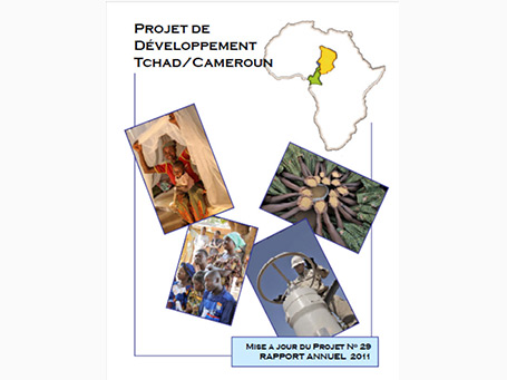 Project Update No. 29 - French version publication