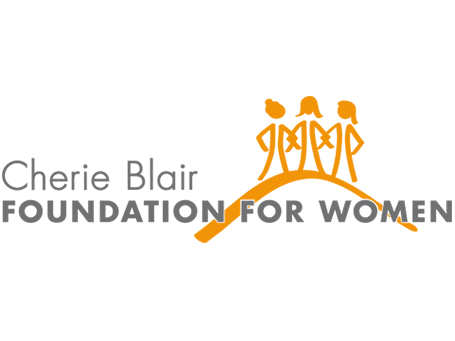 cherie blair foundation weoi partner logo