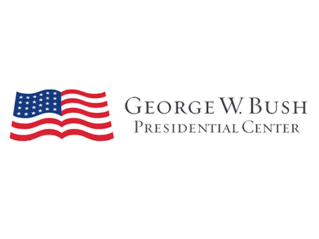 george w bush center weoi partner logo